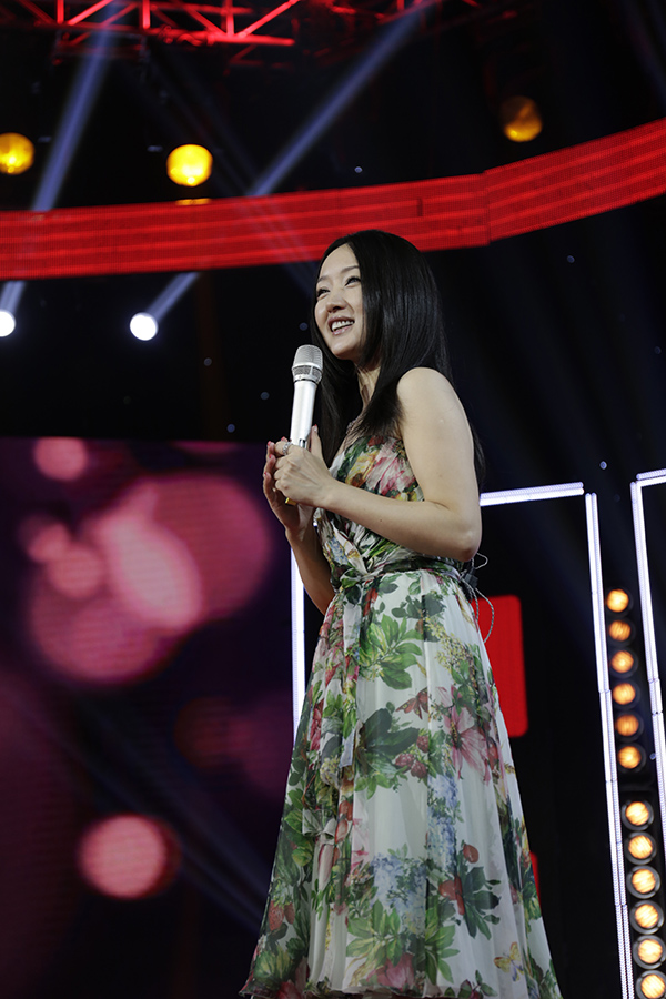 天津卫视天下无双之杨钰莹回归歌手身份