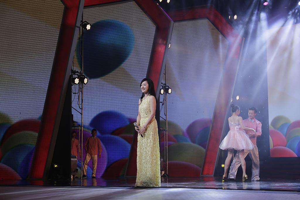 江苏卫视七夕特别节目《海峡两岸歌会》